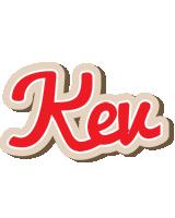 Kev chocolate logo