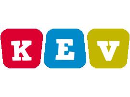 Kev daycare logo