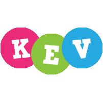 Kev friends logo