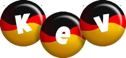 Kev german logo
