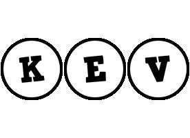 Kev handy logo