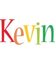 Kevin birthday logo