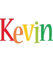 Kevin birthday logo