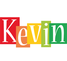 Kevin colors logo