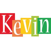 Kevin colors logo