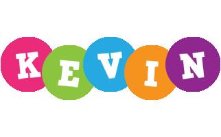 Kevin friends logo