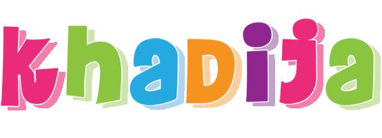 Khadija friday logo