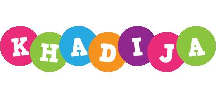 Khadija friends logo