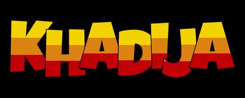 Khadija jungle logo