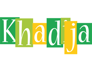 Khadija lemonade logo