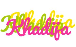 Khadija sweets logo