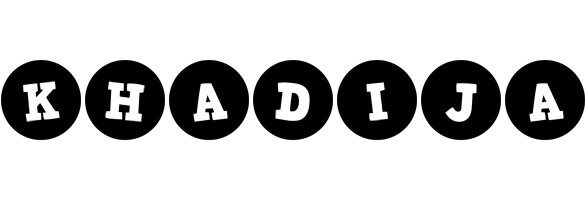 Khadija tools logo