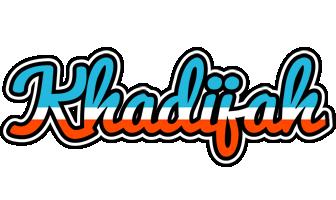 Khadijah america logo