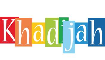 Khadijah colors logo