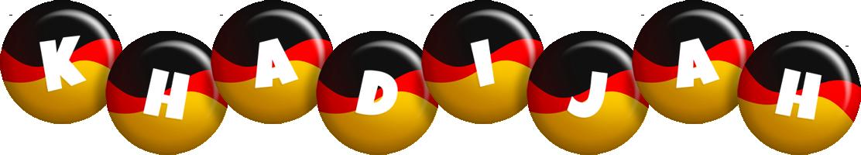 Khadijah german logo