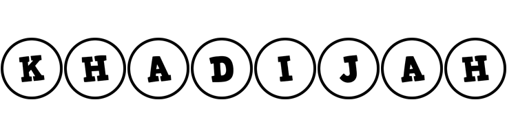 Khadijah handy logo