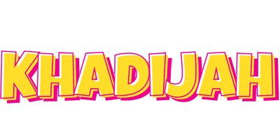 Khadijah kaboom logo
