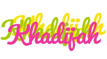 Khadijah sweets logo