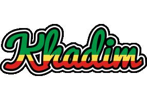 Khadim african logo
