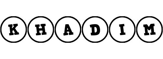 Khadim handy logo