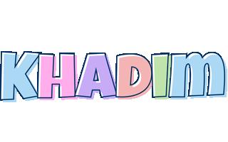 Khadim pastel logo