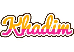 Khadim smoothie logo