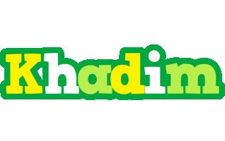 Khadim soccer logo