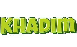 Khadim summer logo