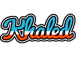 Khaled america logo