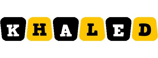 Khaled boots logo