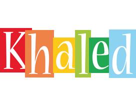 Khaled colors logo