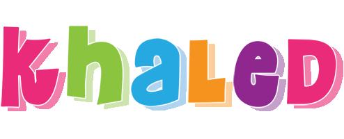 Khaled friday logo