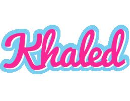 Khaled popstar logo