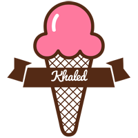 Khaled premium logo