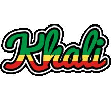 Khali african logo