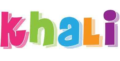 Khali friday logo