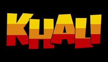 Khali jungle logo