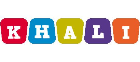 Khali kiddo logo