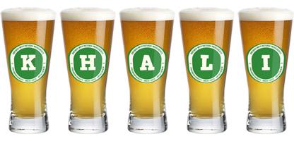 Khali lager logo