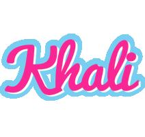 Khali popstar logo