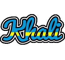Khali sweden logo