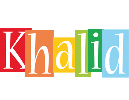 Khalid colors logo
