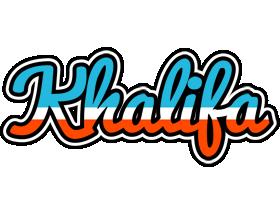 Khalifa america logo