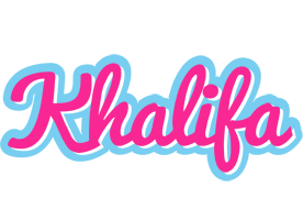 Khalifa popstar logo
