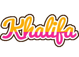 Khalifa smoothie logo