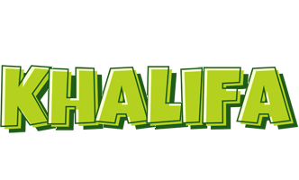 Khalifa summer logo