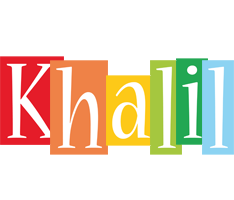 Khalil colors logo