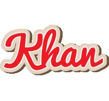 Khan chocolate logo