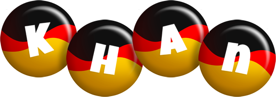 Khan german logo