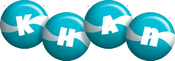 Khan messi logo